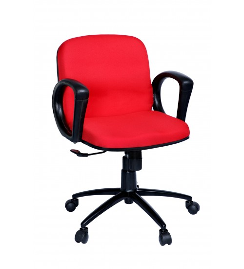 GALEXI LOW BACK CHAIR